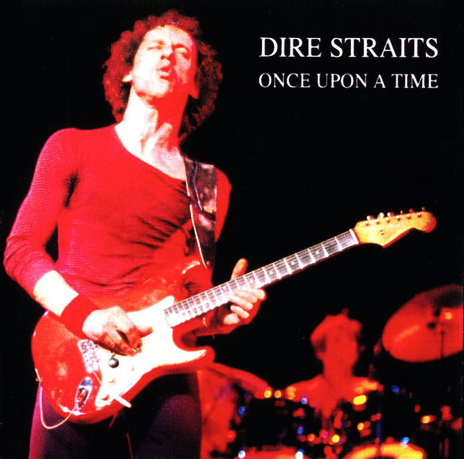 Dire Straits - Once Upon A Time In The West
